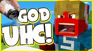*NEW MINIGAME*   WHAT IS GOD UHC!?   Minecraft Minigame