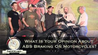 11. Victory Motorcycles: Trailering A Motorcycle, Motorcycle ABS Brakes and The Victory Hard-Ball