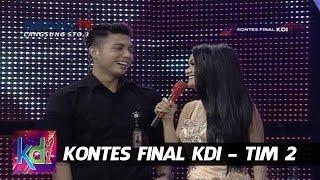 Video Romantisnya Juju Mumu dan Juan Bianca - Kontes Final KDI Tim 2 (14/5) MP3, 3GP, MP4, WEBM, AVI, FLV April 2019