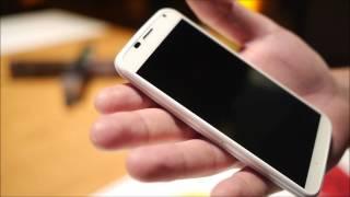 Motorola Moto X Demo