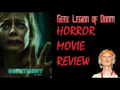 BESETMENT ( 2017 Marlyn Mason ) Sexual Deviant Killer Granny Horror Movie Review