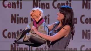 Video Nina Conti on Russell Howard's Good News MP3, 3GP, MP4, WEBM, AVI, FLV Maret 2019