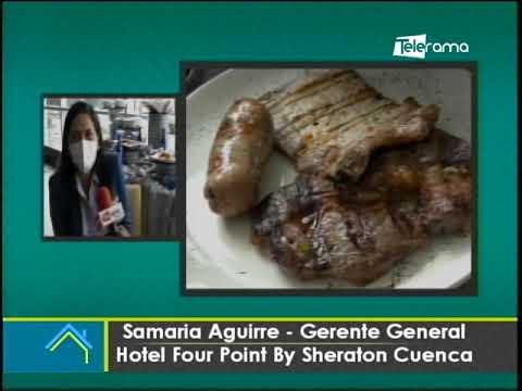 Hotel Four Point by Sheraton Cuenca invita a celebrar el día del padre con una deliciosa propuesta gastronómica