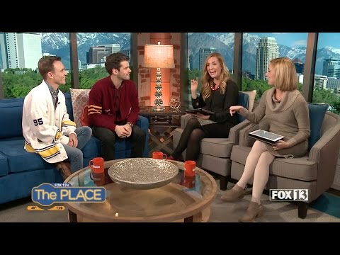 """FOX 13 Utah's """"The Place"""" Interview with TIM TIMMERMAN, HOPE OF AMERICA"""