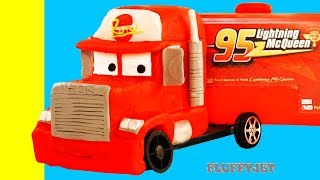 Video Lightning McQueen Mack Truck Disney Cars 3 Play Doh Stop Motion kids song video MP3, 3GP, MP4, WEBM, AVI, FLV Oktober 2017