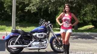 3. Used 2010 Harley Davidson Sportster 1200 Low Motorcycles for sale
