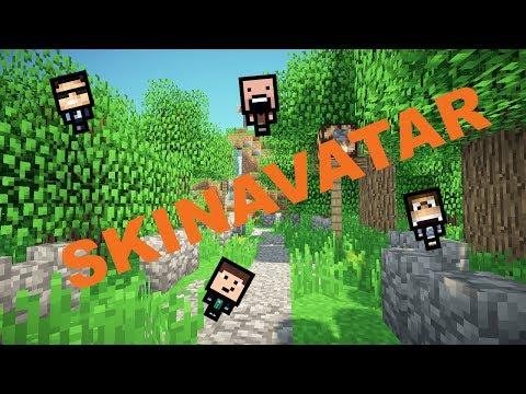 MINECRAFT: Skinavatar erstellen – Internetseite steht in der Beschreibung