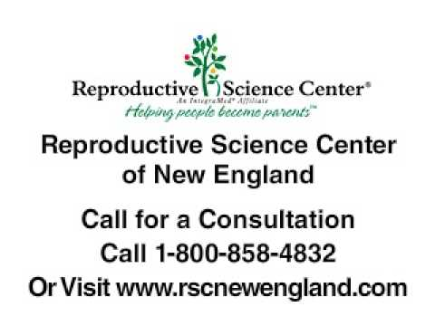 Causes of Infertility, Reproductive Science Center of New England