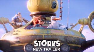 Trailer of Storks (2016)