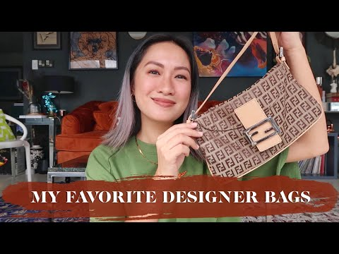 My Favorite Designer Bags | Laureen Uy