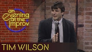 Tim Wilson - An Evening at the Improv