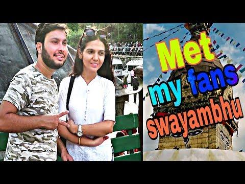 (Met My Fans in Swayambhu - PranksterAakash - Duration: 10 minutes.)