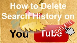 How To Delete Search History on Youtube  Stop Youtube From Saving Search History is a how to video that will show you how to delete your search and watch history on Youtube as well as how to stop Youtube from saving your search and watch history. https://youtu.be/3udbEhK6z3khttps://www.youtube.com/channel/UCFBxyLMer62Dr4cmdMeQP4A