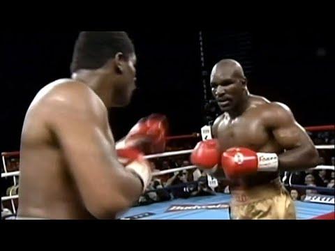 Riddick Bowe (USA) vs Evander Holyfield (USA) III | KNOCKOUT, BOXING fight, HD