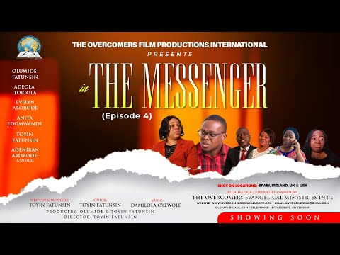 THE MESSENGER movie - EPISODE 4