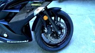 3. 2013 Kawasaki Ninja 650 ABS