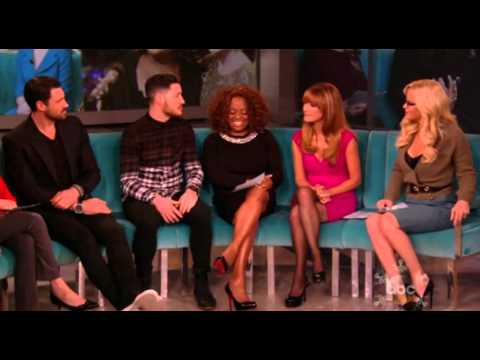 Val - Maksim & Val Chmerkovskiy visit ABC's The View to discuss Dancing With The Stars, Val's new clothing line, and more. *FULL INTERVIEW* http://MaksimChmerkovsk...