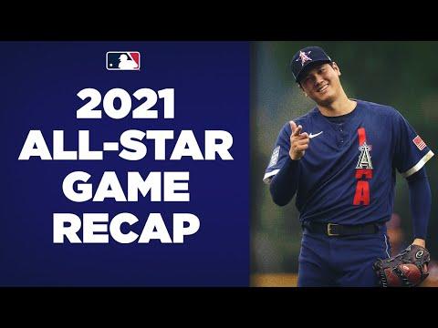 2021 All-Star Game Highlights (7/13/21)   MLB Highlights
