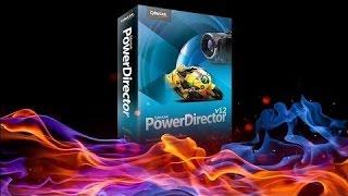شرح تصدير الفيديو بجودة HD و بدقة عالية الوضوح برنامج cyberlink powerdirector 12