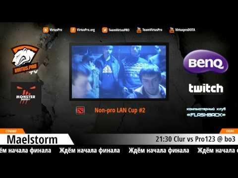Virtus.pro Dota 2 Non-PRO LAN Cup #2 Interview: Clur.Ax.Mo