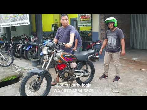 GAS TERBANG PORTINGAN BLOK RX KING maknyus dari BKJ..