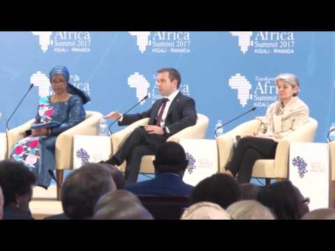 Video Transform Africa Summit opens in Kigali download in MP3, 3GP, MP4, WEBM, AVI, FLV January 2017