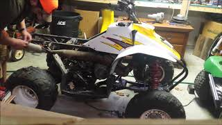 9. Polaris Trailblazer transmission repair (Part 1)
