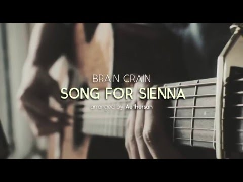 Brian Crain - Song for Sienna Acoustic Guitar arrange