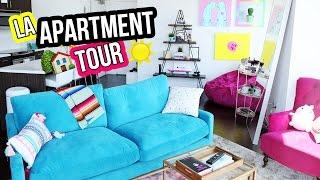 LA APARTMENT/LOFT TOUR | LaurDIY by LaurDIY