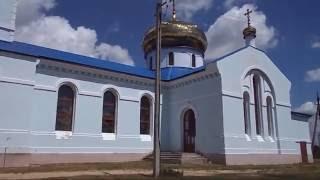 Церква в Тарасівці. Православна Церква Казанської Божої Матері.Храм дуже гарний.(Олешківський район)