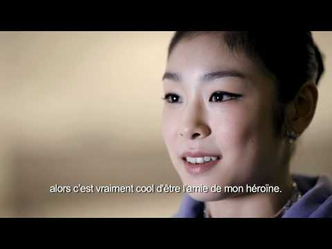 Yuna Kim: Who is your hero?