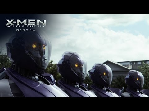 X-Men: Days of Future Past (TV Spot 'I Call Them Sentinels')