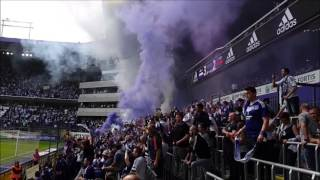 May 21, 2017 Constant Vanden Stock Stadium Brussels Last game Season 2016 - 2017