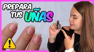 10 - ¿Cómo preparar tus uñas para esmaltes semipermanentes?