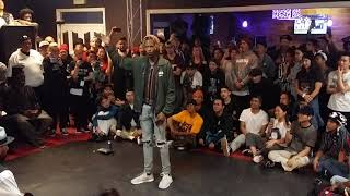Boogie Frantick vs Slim Boogie – Freestyle Session 2017 Popping Battles