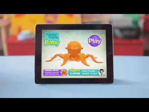Find out more about the Nipper Clipper and the Timmy Tickle Baby App