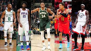 2020 Eastern Conference All Star Season Highlights by Bleacher Report