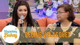 Video Magandang Buhay: Regine becomes emotional as she talks about how strong her mother is MP3, 3GP, MP4, WEBM, AVI, FLV November 2018