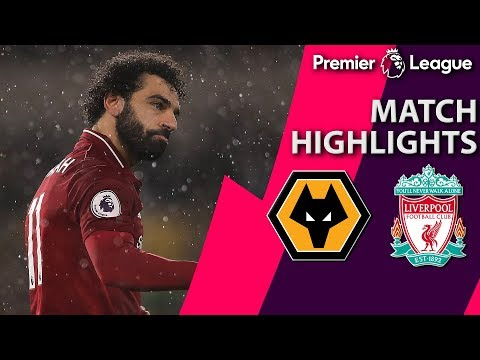 Wolves V. Liverpool | PREMIER LEAGUE MATCH HIGHLIGHTS | 12/21/18 | NBC Sports