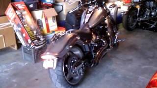 10. Yamaha raider Freedom Sharp curve exhaust sound