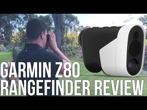 Garmin Z80 Rangefinder & GPS Review