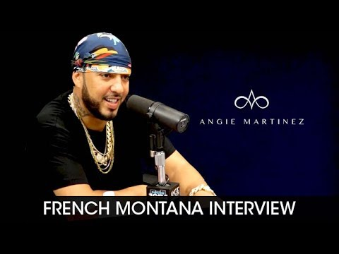 "French Montana Talks Jay-Z Texting Him, Chinx, + Gives ""The Jungle Rules"" W/ Angie Martinez"