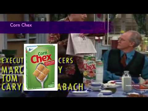 10 Famous Brands On 3rd Rock From The Sun | Season 2