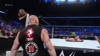 Nonton Brock Lesnar F5's To Randy Orton - WWE Smackdown 2 August 2016 Film Subtitle Indonesia Streaming Movie Download