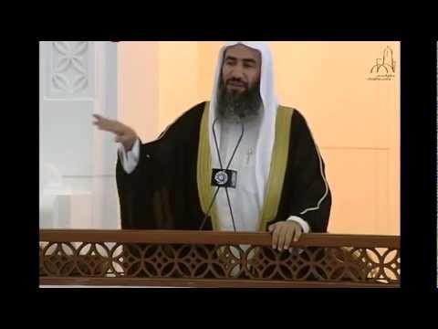 خطبة الجمعة لشيخ وحيد عبدالسلام بالي