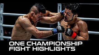 ONE Clash of Legends Highlights: Best KOs, Submissions & Fights by MMA Weekly