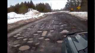 Ironwood (MI) United States  city images : Mill Street Ironwood, MI... Best Potholes in the State of Michigan