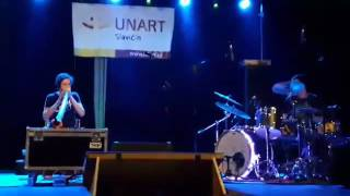 Video Tribe territory - 2016  Kotár fest