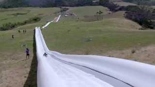 Ponad pół kilometra długości! Tak się prezentuje najdłuższa zjeżdżalnia na świecie :)