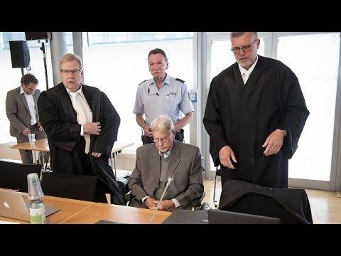 Allemagne : un ancien officier nazi condamné à 5 ans de prison